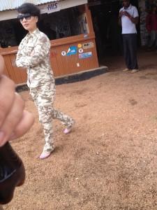 Savannahflage?